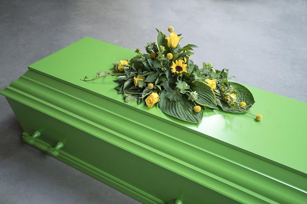 fuglebjergkistefabrik Grøn flex