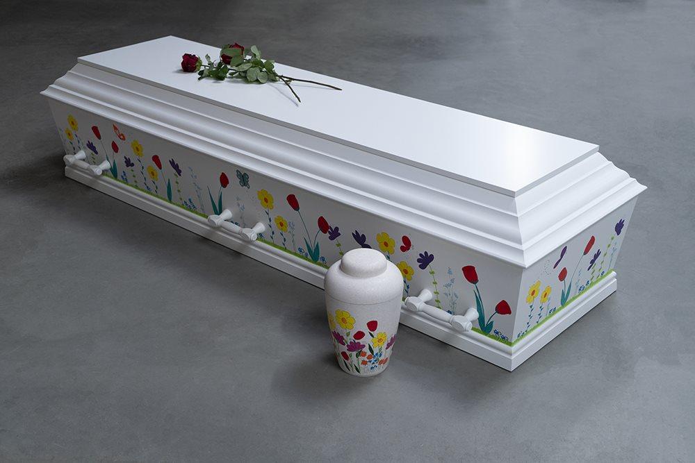 fuglebjergkistefabrik Håndmalet001 soeby begravelse