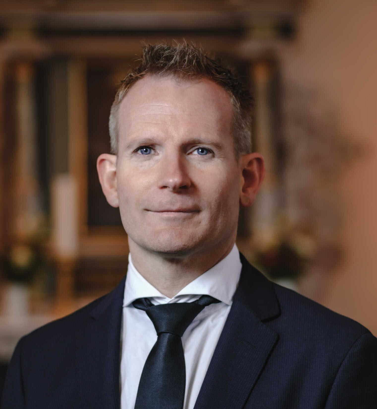 Bedemand Michael Eriksen